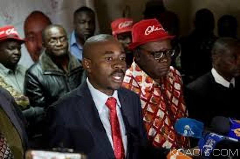 Zimbabwe: Le chef de l'opposition dénonce la fraude avant même la présidentielle