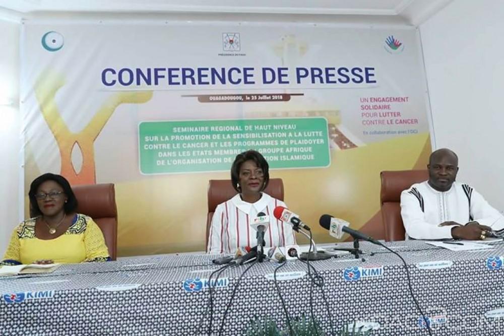 Burkina Faso: Lutte contre le cancer,  les premières dames se réuniront en août à Ouagadougou