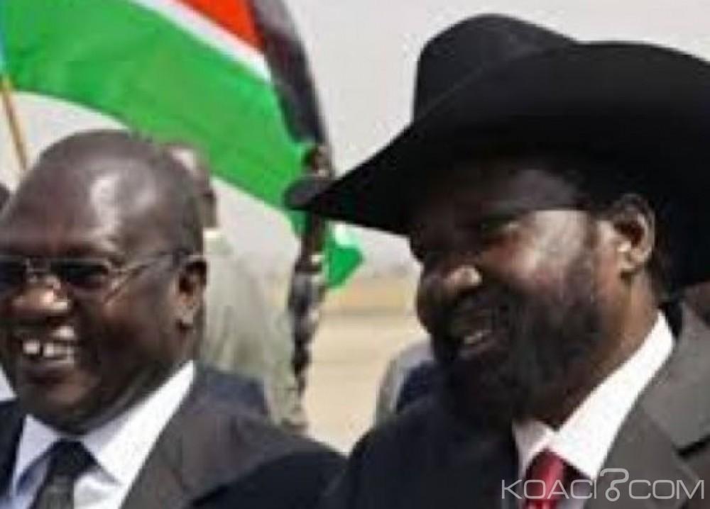 Soudan du Sud: Un accord préliminaire signé pour rétablir Riek Machar au poste de vice Président