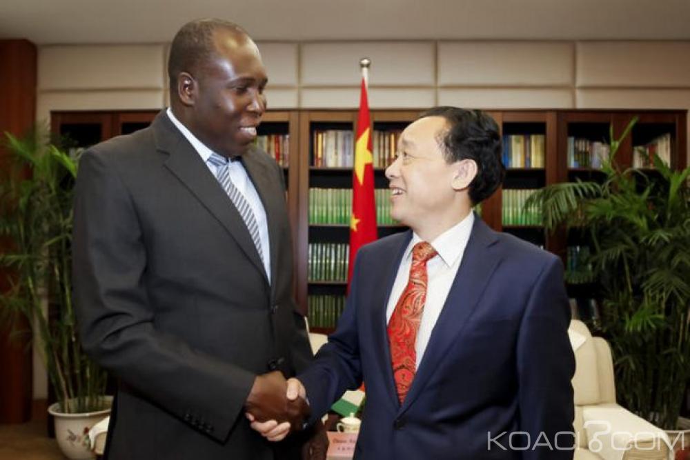 Côte d'Ivoire-Chine: Les échanges commerciaux, sino–ivoiriens ont atteint 935 milliards de FCFA en 2017