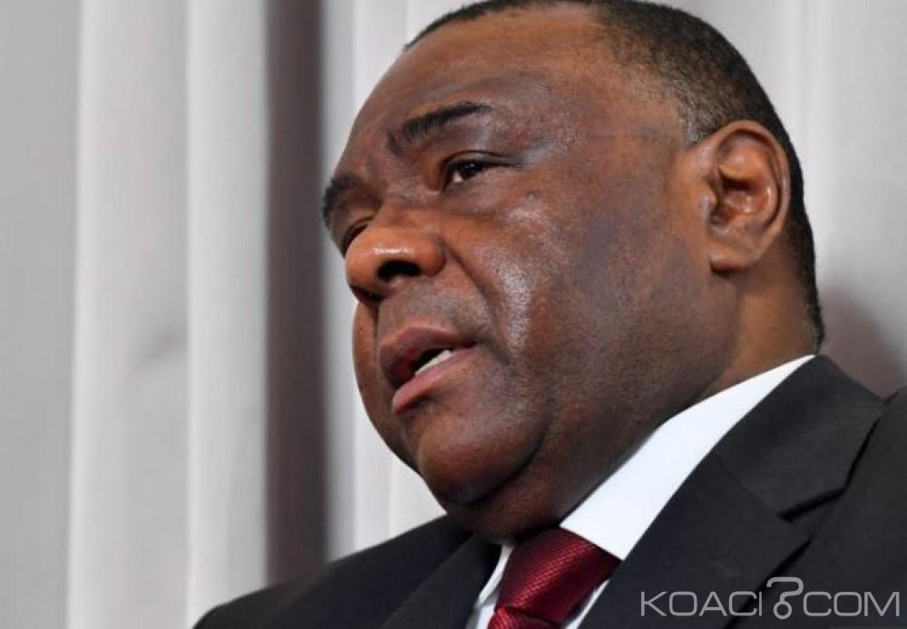 RDC:  Retour de Bemba, son parti sollicite l'aide des forces de sécurité