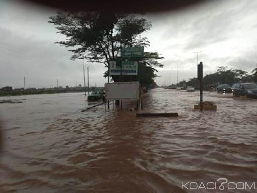 Burkina Faso: Pluies diluviennes et risques d'inondation à Ouagadougou