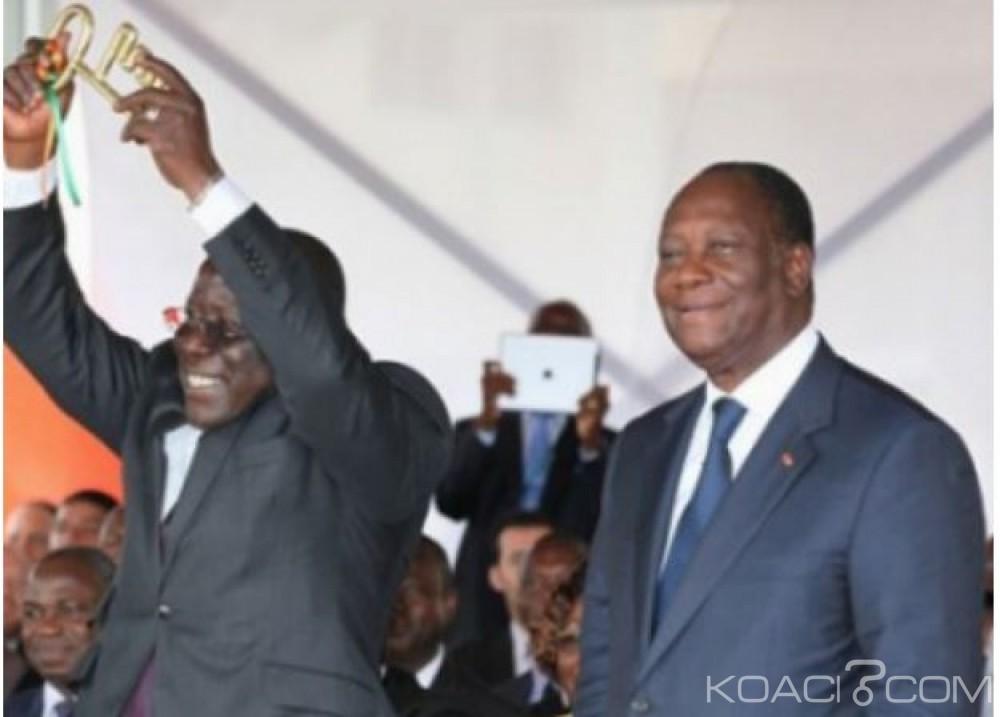 Côte d'Ivoire: RHDP unifié sans le PDCI, Ouattara désigne Bacongo comme son directeur de cabinet