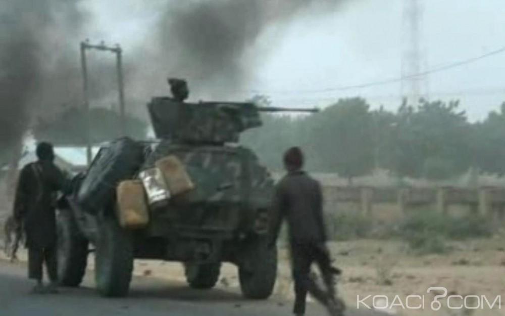 Nigeria:  Une base militaire prise d'assaut par des boko Haram lourdement armés, des morts