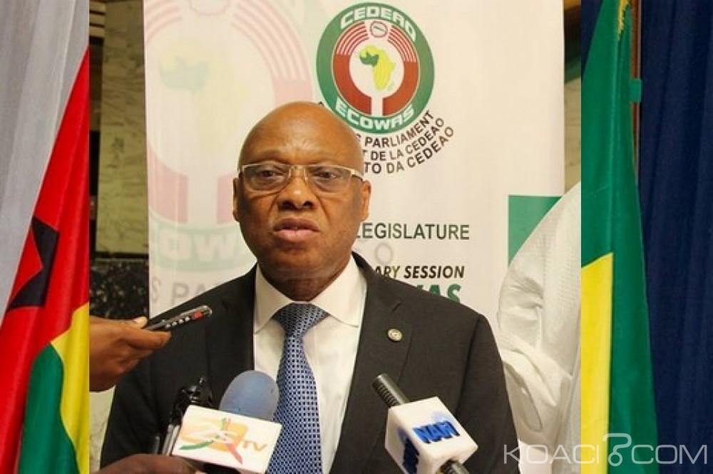 Afrique: Commission de la CEDEAO : Investiture de Jean-Claude Brou ce mardi au Togo