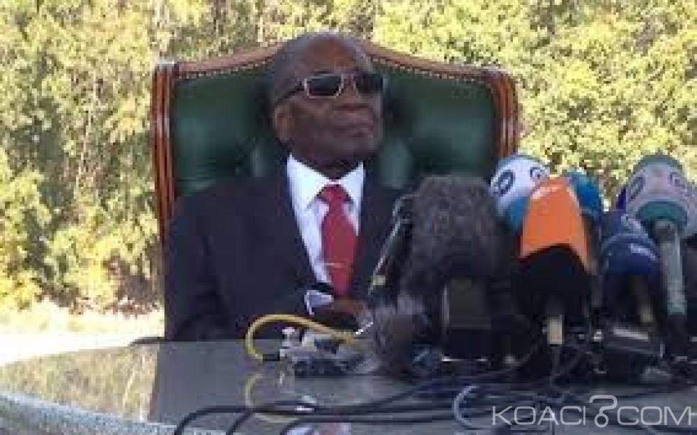 Zimbabwe: Présidentielle J-1, Mugabe rejette son ancien dauphin Mnangagwa