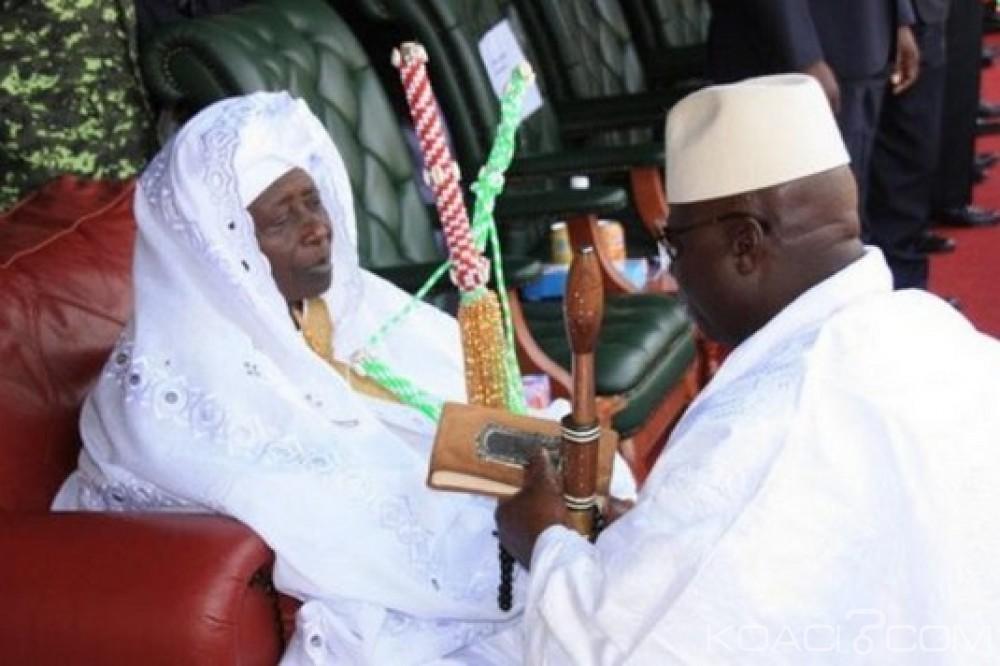 Gambie-Guinée Equatoriale: Décès de la mère de Jammeh en exil