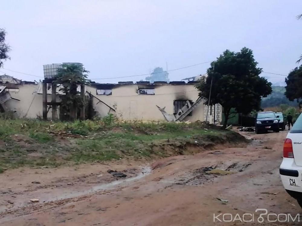 Cameroun: Au moins 160 prisonniers s'évadent après l'attaque de leur prison par un gang armé