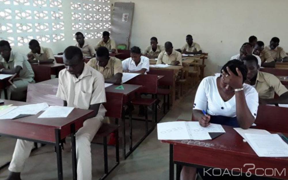 Côte d'Ivoire: Pas d'annulation des résultats du BAC 2018 contrairement aux  rumeurs