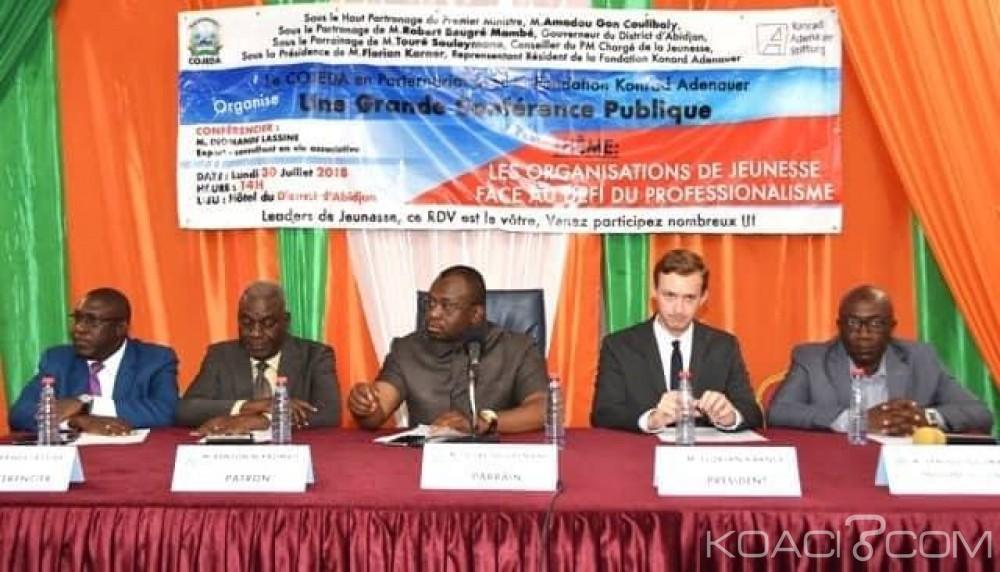 Côte d'Ivoire: Les organisations de jeunesses veulent participer activement à l'émergence des Etats africains
