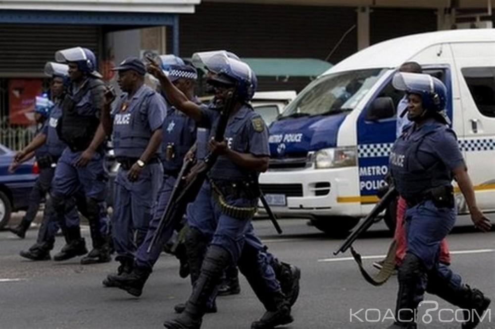 Nigeria-Afrique du Sud: Un nigérian ivre abattu dans un bar à Johannesburg