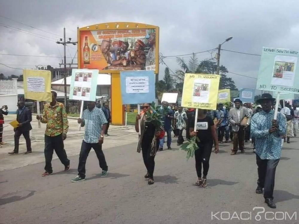 Cameroun: Menacés par les populations, les sécessionnistes cèdent et libèrent des chefs traditionnels