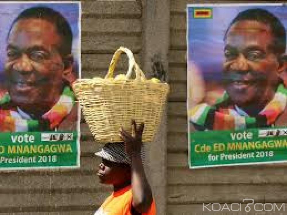 Zimbabwe:  Élections législatives,  la ZANU PF rafle la majorité des sièges au Parlement