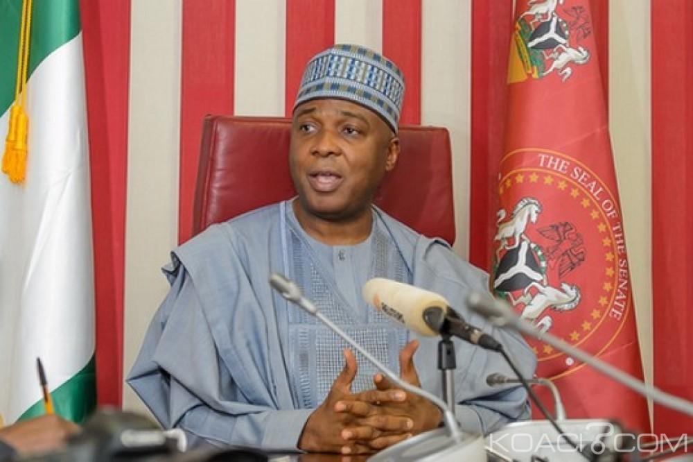 Nigeria: Défection du président du Sénat de l'APC vers le PDP, les raisons