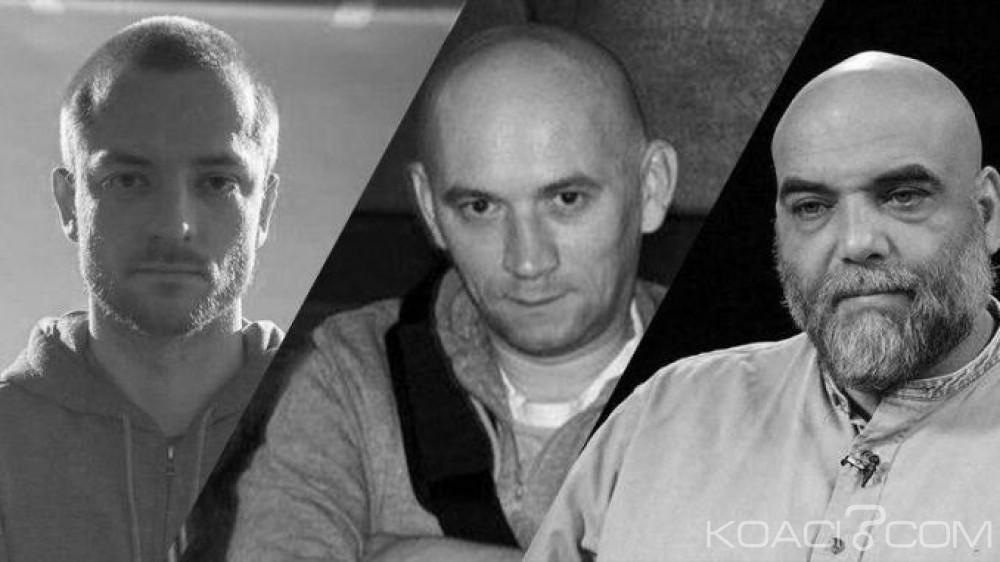 Centrafrique: Les trois journalistes assassinés enquêtaient sur une société privée russe