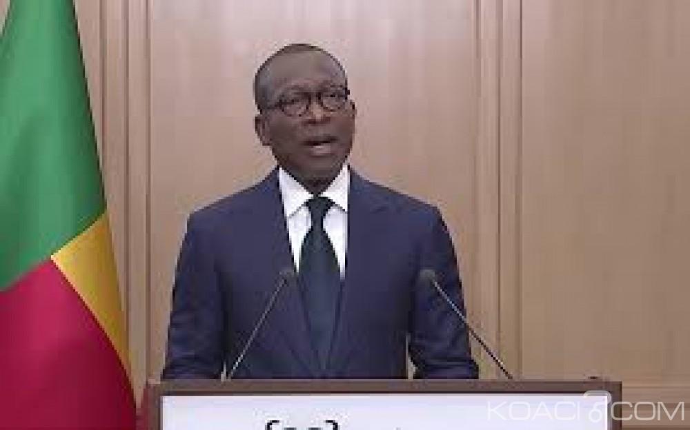 Bénin: 58 ème anniversaire, Patrice Talon renonce publiquement au référendum constitutionnel