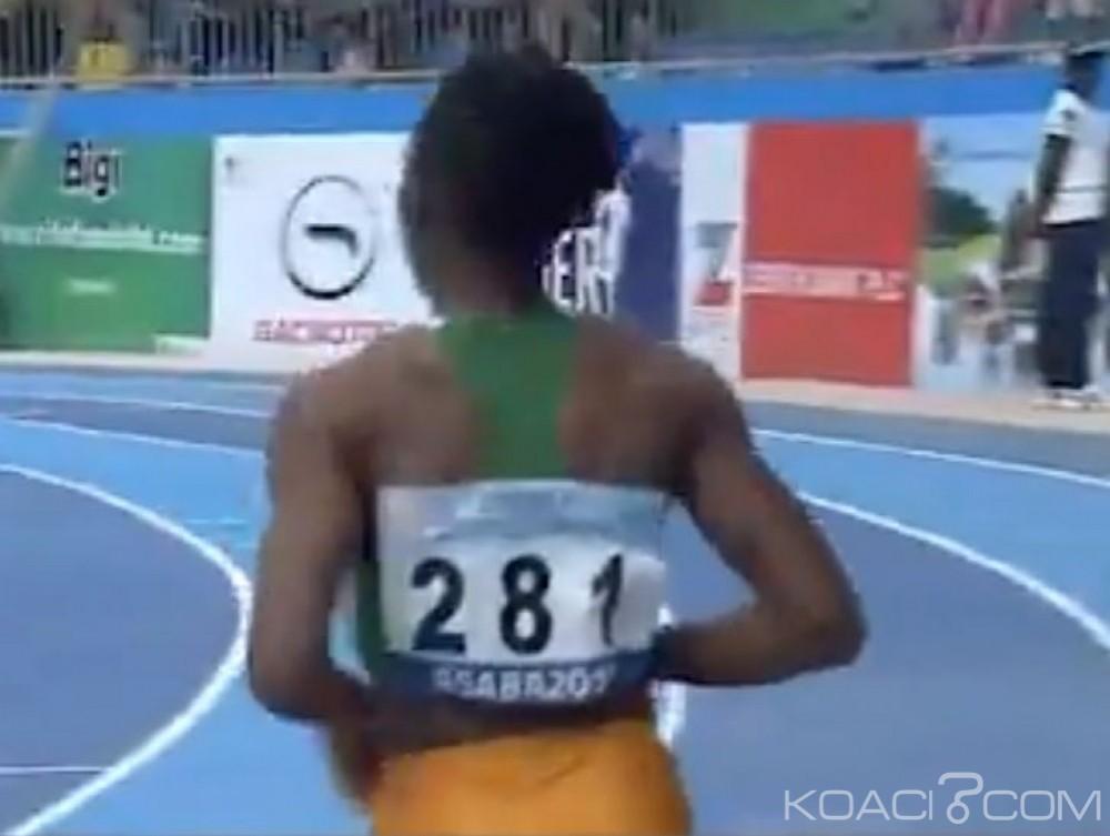 Côte d'Ivoire: Marie Josée TA LOU décroche la médaille d'Or  aux championnats d'Afrique d'Athlétisme