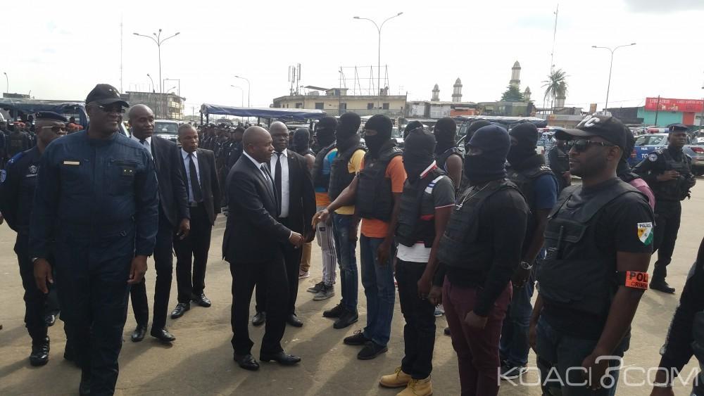 Côte d'Ivoire: Lancement de l'opération  vacances sécurisées 3  à Abobo