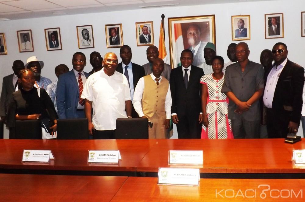 Côte d'Ivoire: Le GPMA CI et le ministre des mines observent une minute de silence en la mémoire du commandant de gendarmerie massacré lundi à Koffré