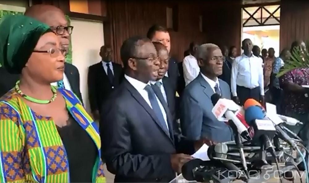Côte d'Ivoire: Bedié réagit et qualifie la révocation du maire Akossi Bendjo, d'«affaire politique»