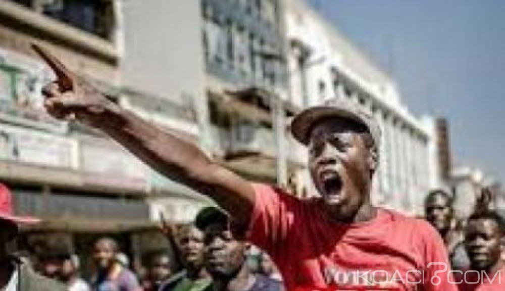 Zimbabwe: Les violences post-électorales ont fait six morts, Chamisa convaincu d'avoir remporté la présidentielle