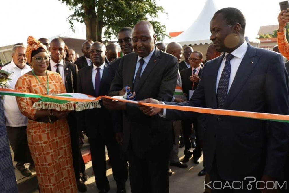 Côte d'Ivoire : Inauguration du siège du FIRCA, Amadou Gon annonce la relance de l'agriculture par le retour à l'investissement