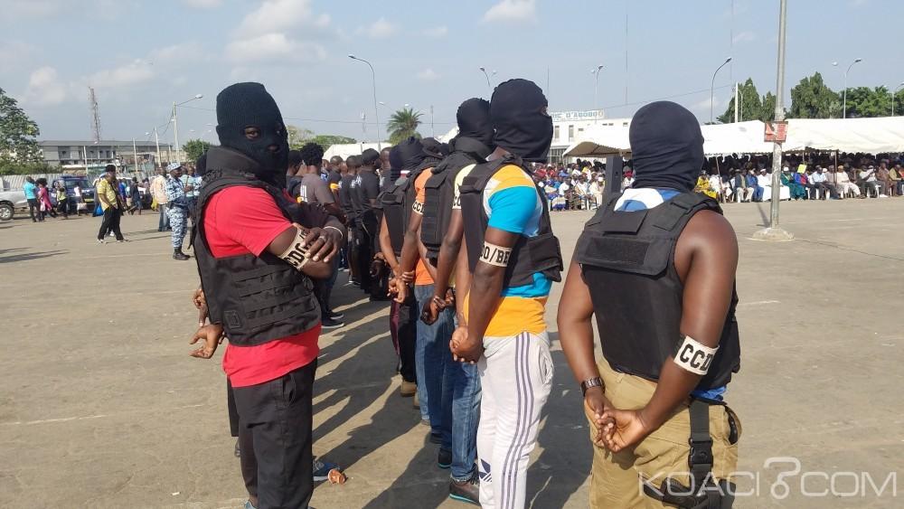 Côte d'Ivoire: Un braqueur abattu à Yopougon, 03 autres en fuite