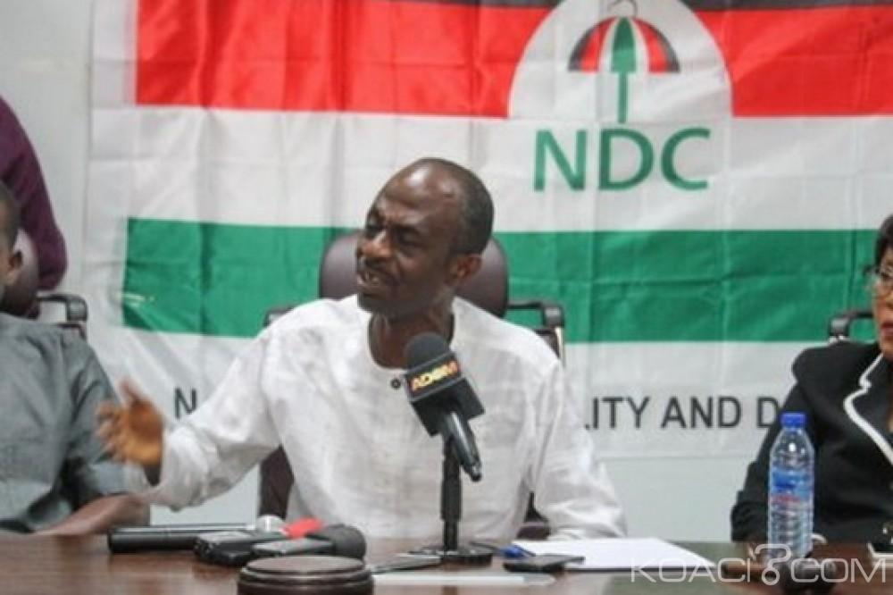 Ghana: Présidentielle 2020, le candidat du NDC à élire en décembre 2018, campagne ouverte
