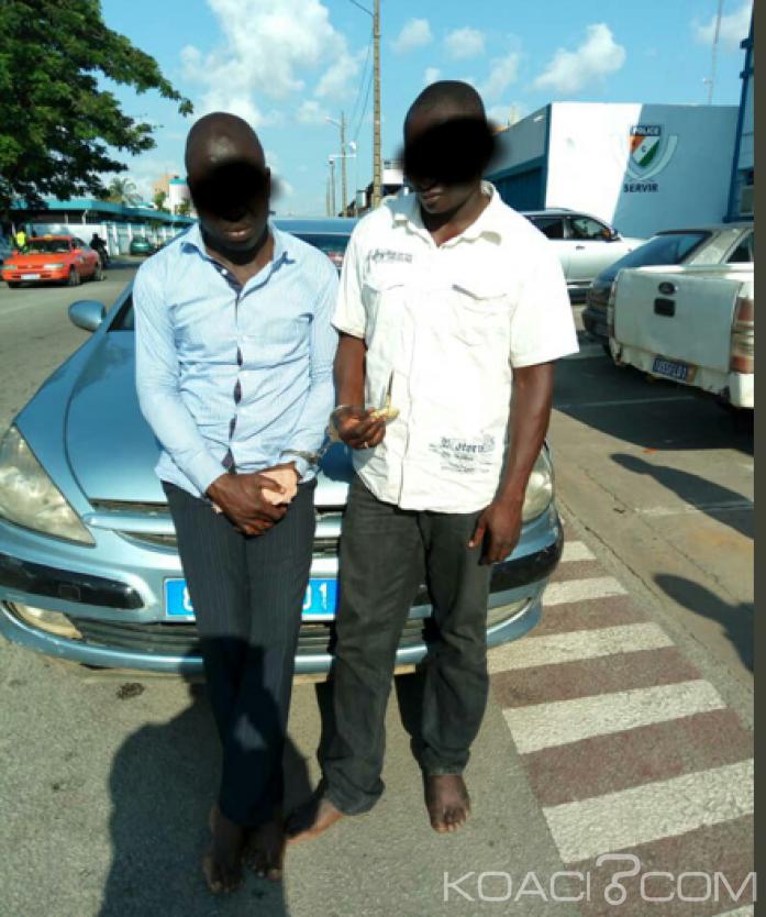 Côte d'Ivoire: Deux spécialistes de vol dans les véhicules en stationnement interpellés