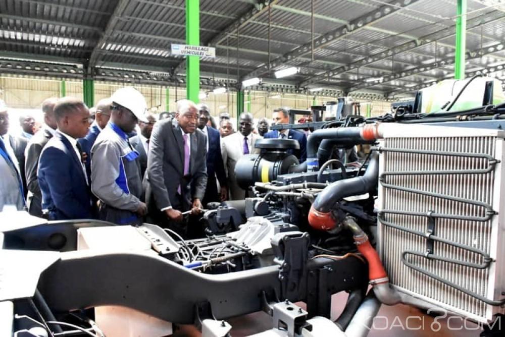 Côte d'Ivoire: Installation d'une industrie automobile, les premiers véhicules «made in Côte d'Ivoire» annoncés dans 6 mois