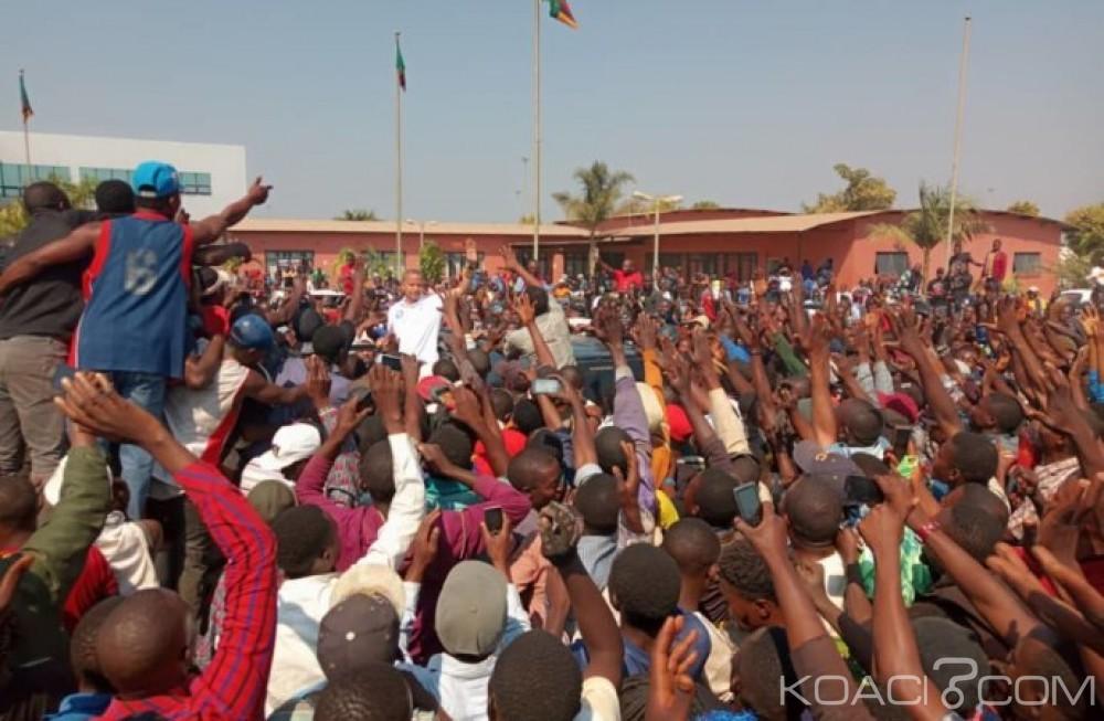 RDC: Katumbi bloqué à la frontière, Bemba plaide en sa faveur  auprès des autorités