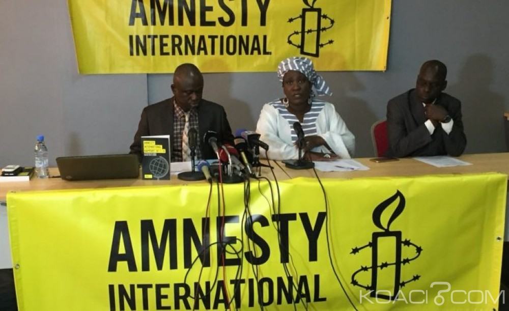 Sénégal: Interdiction tout azimut des manifestations, Amnesty International vilipende Dakar sur internet