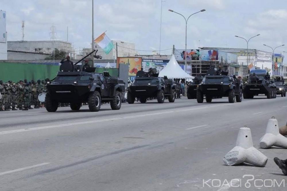 Côte d'Ivoire: 58è fête de l'indépendance, l'armée ivoirienne se rêve en grand