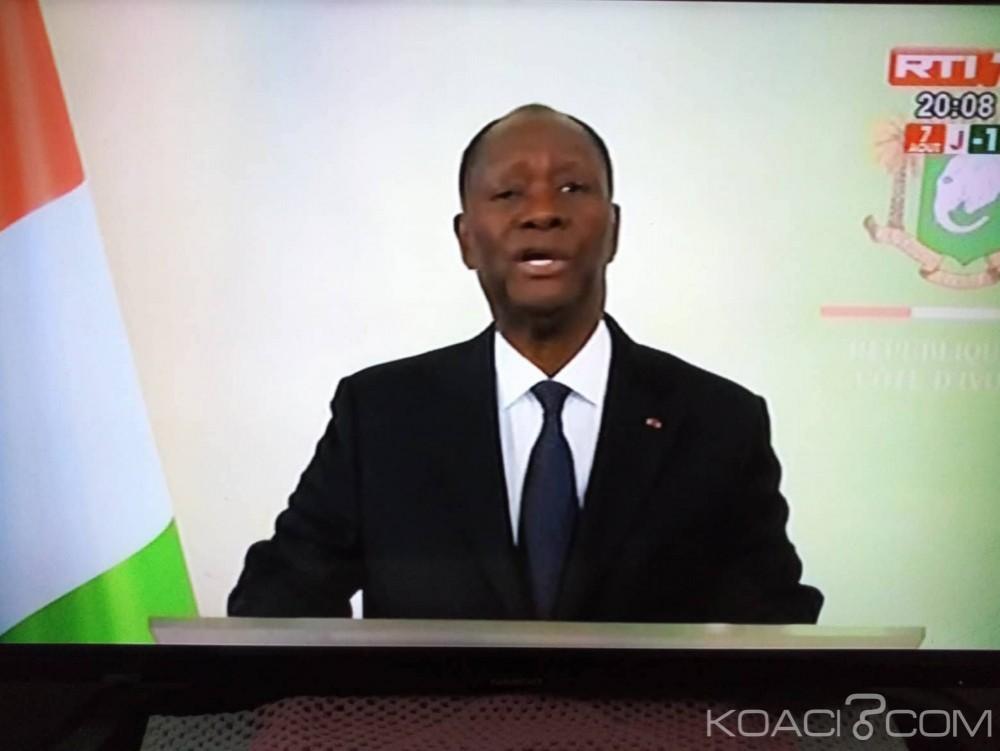 Côte d'Ivoire: Ouattara annonce l'amnistie totale pour 800 prisonniers dont Simone Ggagbo, Soultosoul et le réexamen de la composition de la CEI