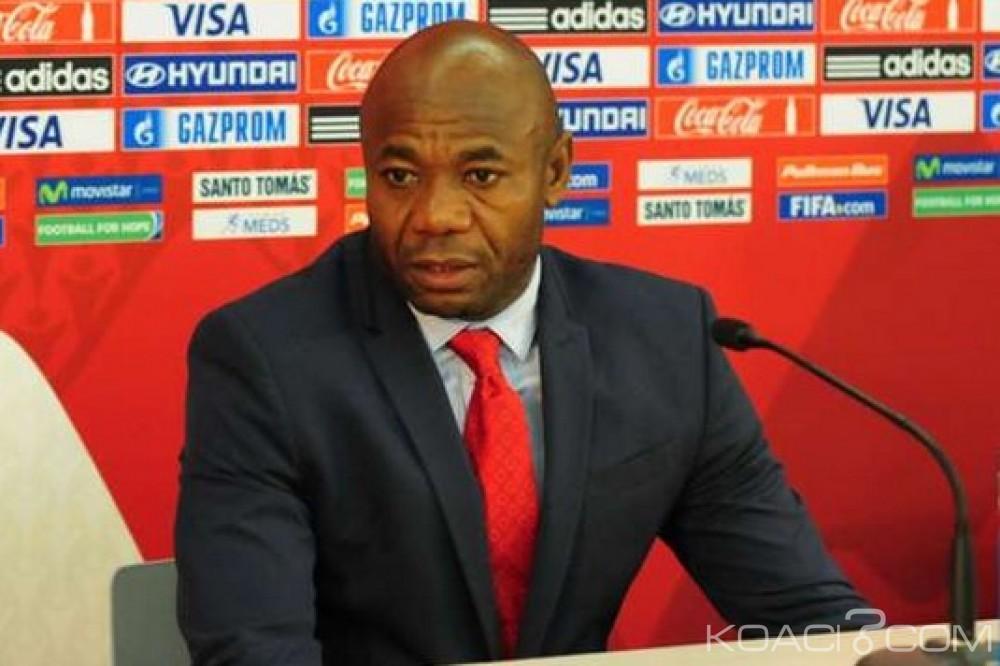 Tanzanie : Le nigérian Emmanuel Amuneke nommé entraîneur national