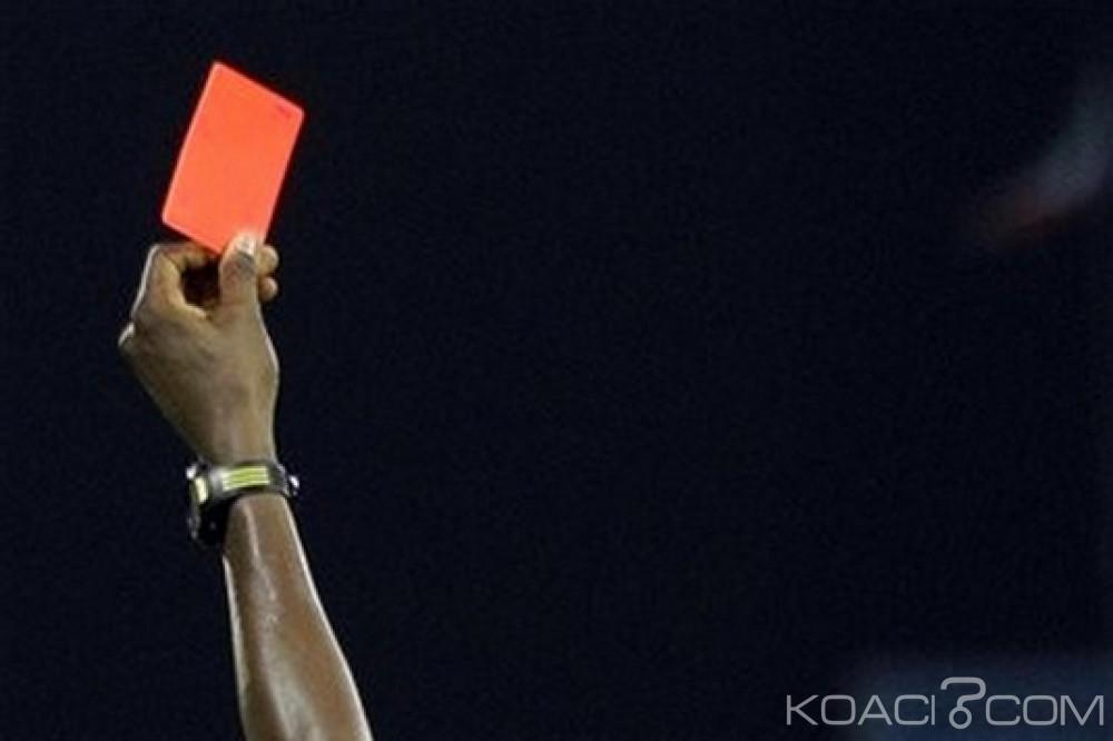 Ghana: La CAF suspend l'arbitre David Laryea à vie, sept autres pour 10 ans