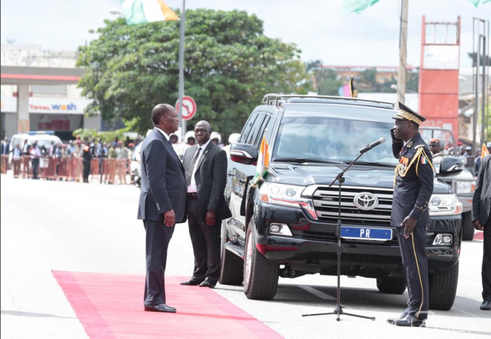 Côte d'Ivoire: La  Commission des Droits de l'Homme salue l'ensemble des  mesures prises par Ouattara et fait des recommandations  aux bénéficiaires