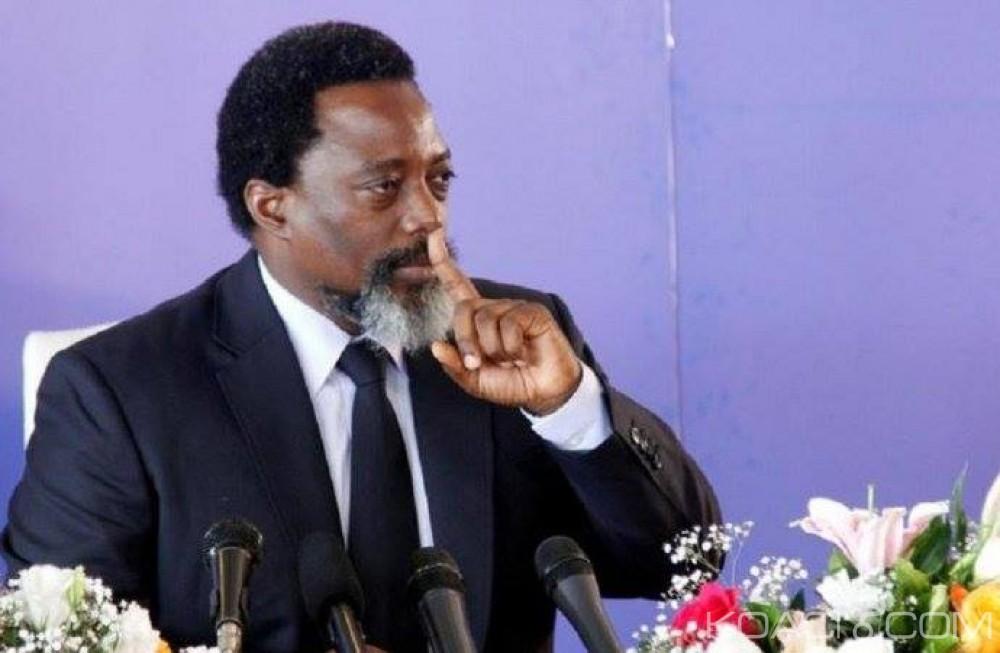 RDC: Présidentielle, Kabila maintient toujours le suspens, Félix Tshisekedi dépose sa candidature