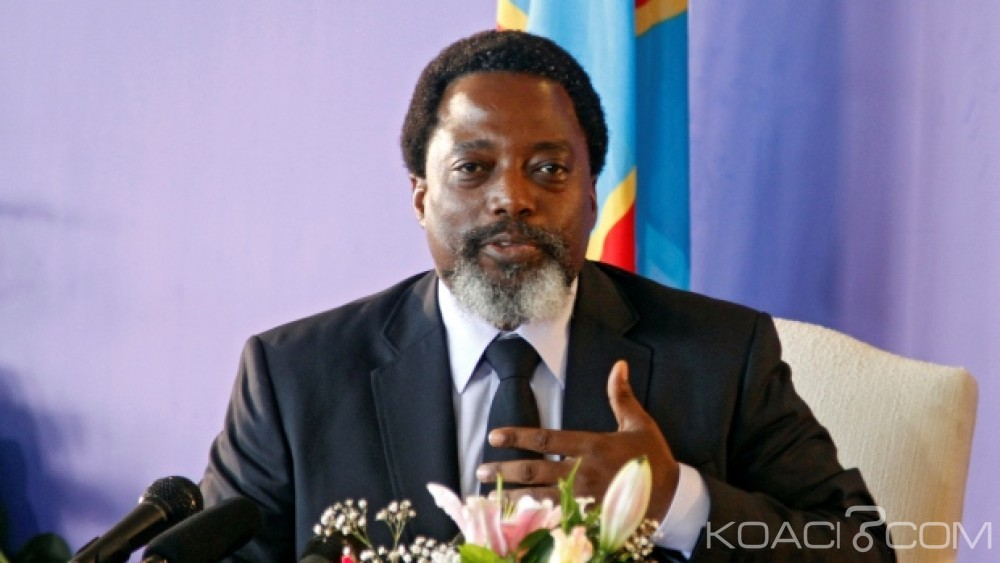 RDC:  Kabila renonce à un troisième mandat et désigne l'ex ministre Ramazani Shadary comme dauphin