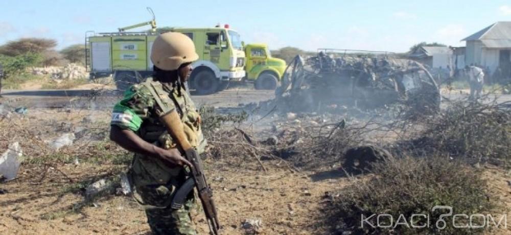 Kenya: Cinq soldats  périssent dans l'explosion d'une mine au passage de leur véhicule