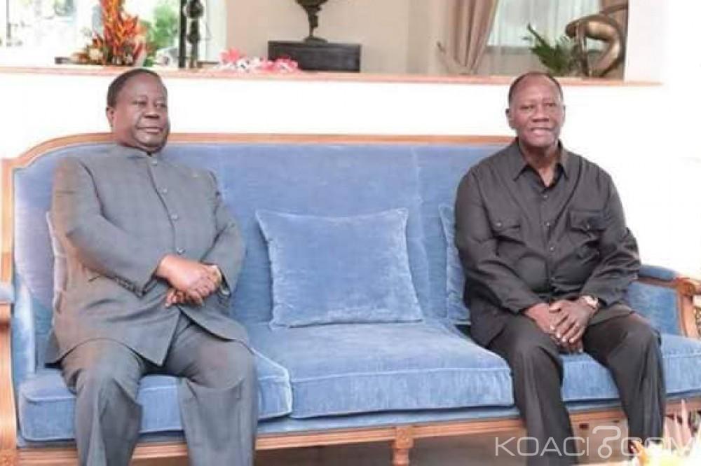 Côte d'Ivoire: Rupture de confiance, Bedié en gilet pare balle chez Ouattara