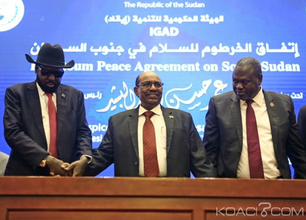 Soudan du Sud: Salva Kiir accorde l'amnistie à son rival Riek Machar et d'autres rebelles