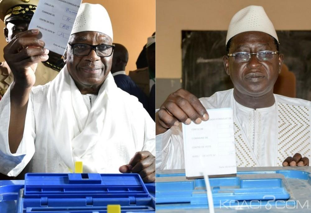 Mali: Retour  aux urnes dimanche pour le second tour , IBK en pole position