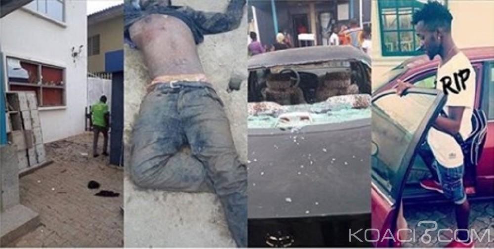 Nigeria: 10 personnes tuées par des braqueurs  dans l'Etat d'Edo