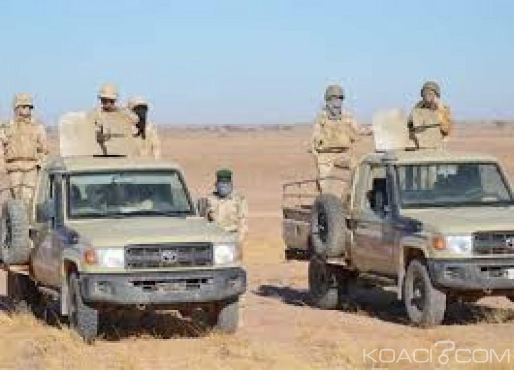 Mauritanie: Deux assaillants tués dans un accrochage avec des soldats à la frontière malienne