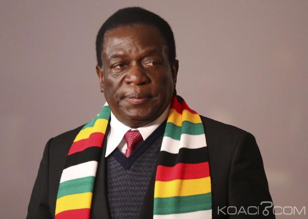 Zimbabwe: Présidentielle, l'investiture de Mnangagwa « suspendue» après un recours de l' opposition