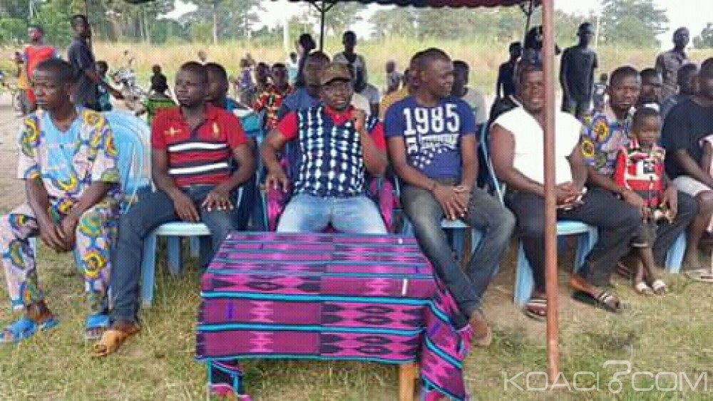 Côte d'Ivoire: Tiebissou: Arnaud Yao N'Guessan aux jeunes de Bomizambo: «chaque génération à son combat, c'est notre temps d'être au pouvoir»