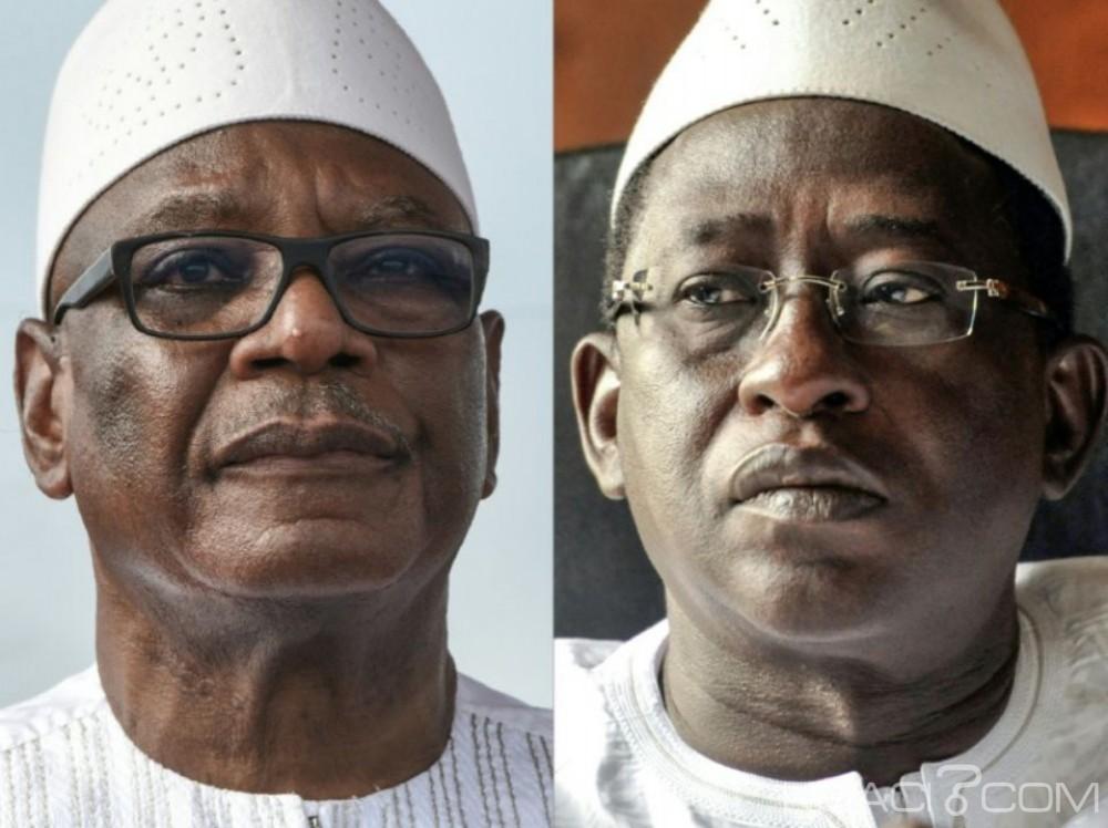 Mali:  Présidentielle, match retour IBK-Soumaïla Cissé pour un second tour sans grande mobilisation