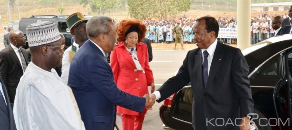 Cameroun: Chantal et Paul Biya en Europe pourquoi faire ?