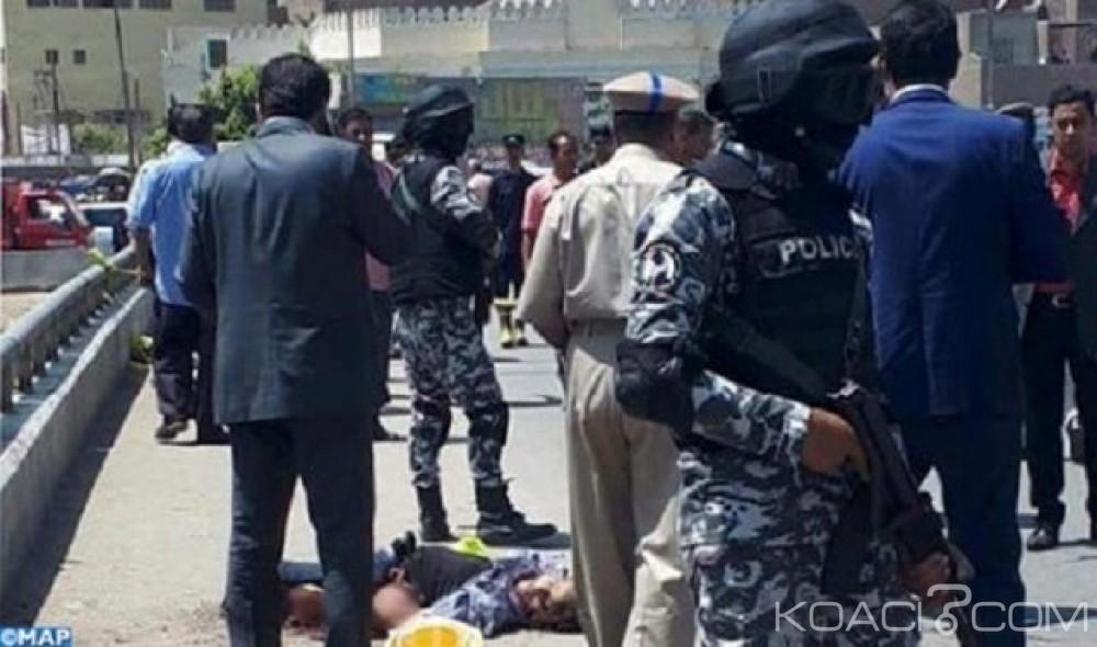 Egypte:  Une attaque suicide contre une église copte déjouée, six suspects interpellés